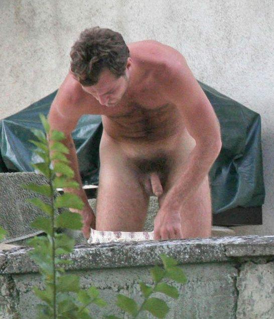 guy richie penis nude