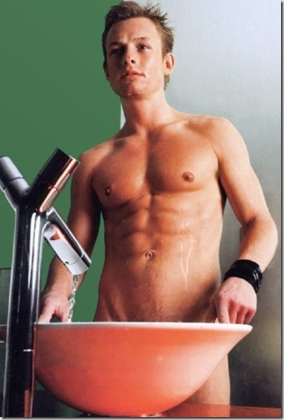 Monday morning adam rickitt naked