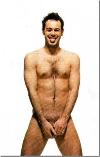 Danny Dyer Naked