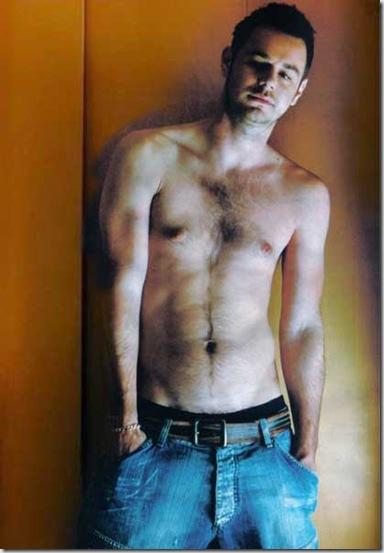Danny Dyer Shirtless