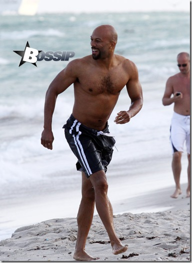#5841633 Rapper Common enjoys some solo jet ski time in Miami, Florida on October 4, 2010 where he vacationed with girlfriend Serena Williams.   Fame Pictures, Inc - Santa Monica, CA, USA - +1 (310) 395-0500