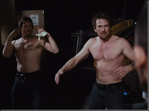 norman reedus shirtless boondock saints ii: all saints day