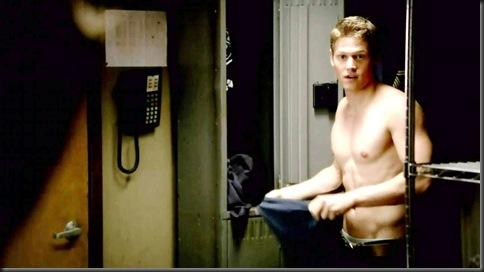 zach roerig shirtless vampire diaries
