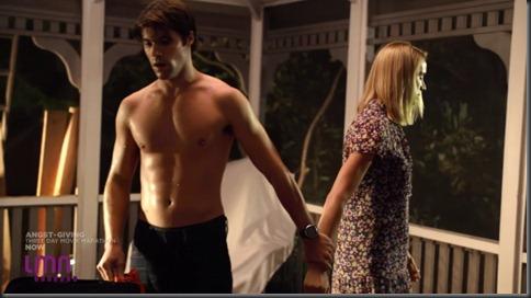 Nic Robuck shirtless dark desire