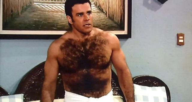 Actor Hairy 76
