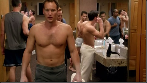 patrick wilson shirtless a gifted man