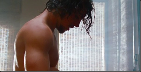 aaron johnson shirtless savages