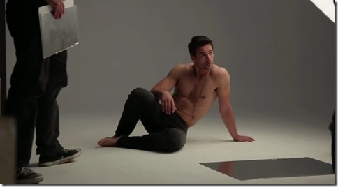brett dalton shirtless people's sexiest man alive