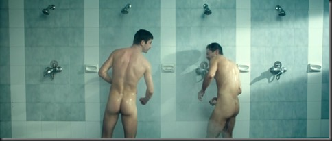dominic cooper nude the devil's double