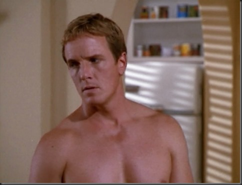 linden ashby shirtless melrose place